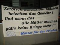 Blockade der Rüstungsfirma Rheinmetall  4
